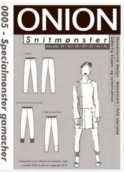 Bilde av Tights 34-46 - Onion