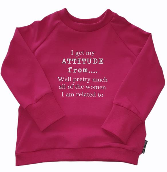 Bilde av Genser -  Attitude