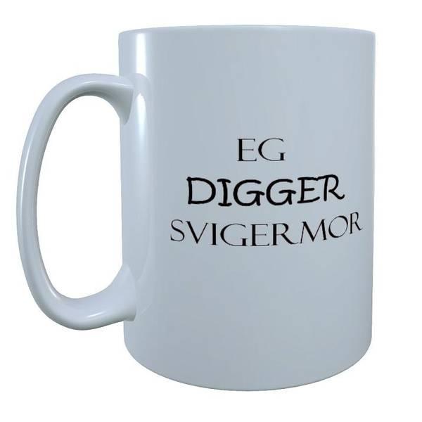 Bilde av Digger svigermor